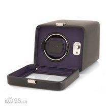 Wolf 1834 Uhrenbeweger Windsor #452503 schwarz lila Uhren bis...