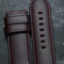 Panerai Leather Watchstrap   Length: 20 cm Width: 26 mm