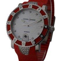 Ulysse Nardin Lady Diver with Red Diamond Bezel