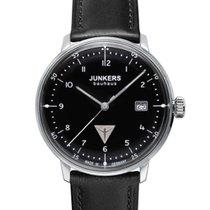 Junkers Bauhaus Modell: 6046-2 Herrenuhr inkl.Ersatzarmband