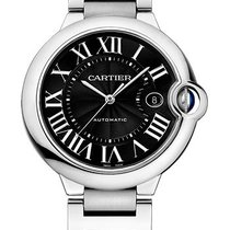 Cartier Ballon Bleu de Cartier Watch 42mm black dial