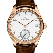 IWC Schaffhausen IW510204 Portugieser Hand-Wound Eight Days...
