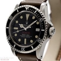 Rolex Vintage Double Red SeaDeller MARK IV Stainless Steel...