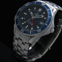 Omega Seamaster Diver 300M Co-Axial GMT 41mm Ref. 2535.80.00