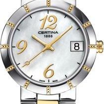 Certina DS Stella C009.210.22.112.00 Elegante Damenuhr Sehr...