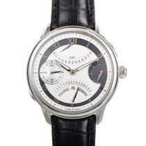 Maurice Lacroix MP7218-SS001-110 - Masterpiece Double Retrogra...