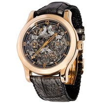 Jaeger-LeCoultre MASTER EIGHT DAYS PERPETUAL MEN'S WATCH...