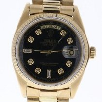 Rolex Day-date President Automatic-self-wind Mens Watch 18038