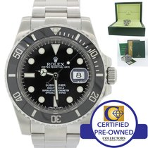 勞力士 (Rolex) Submariner Date 116610 LN Steel Black Dive Ceramic...