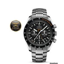 Omega - SPEEDMASTER HB-SIA CO-AXIAL GMT CHRONOGRAPH EDIZIO...