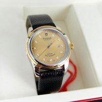 Tudor Glamour Date 53003 31mm Damenuhr Automatik Neu Box...