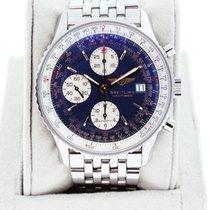 Breitling Navitimer A13022 Blue Dial Chronograph