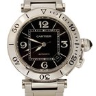 Cartier Pasha 40mm Stainless Steel Automatic Watch
