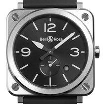 Bell & Ross Aviation BRS Steel