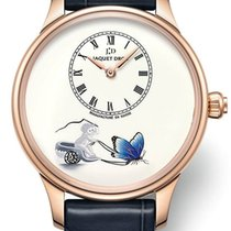 Jaquet-Droz PETITE HEURE MINUTE THE LOVING BUTTERFLY / Limited...