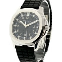 Patek Philippe 5065A Jumbo Aquanaut on Rubber Strap