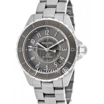 Chanel J12 Chromatic Titanium H2979 Automatic 38mm Gray...