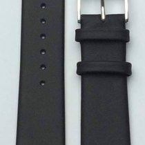 Berlin Lederband schwarz 20mm 714.1.20.01.2