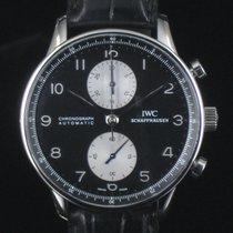 IWC Portoghese Chronograph Steel Automatic Full Set