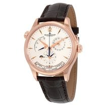 Jaeger-LeCoultre Master Control Geographic Automatic Silver...