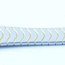 Ebel Classic Wave Stahl/gold Armband Reparatur Segment 15mm...