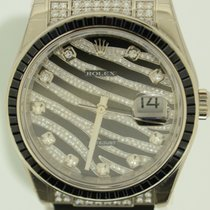Rolex Oyster Perpetual ROYAL BLACK ZEBRA LIMITED EDITION