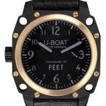 U-Boat Thousands of feet