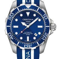 Certina DS Action Diver Farbe Blau