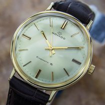 Movado 14k Solid Gold King Matic Swiss Men's Automatic...