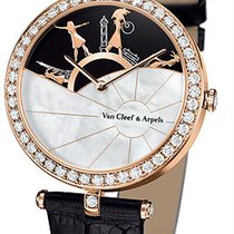 Van Cleef & Arpels Lady Arpels A Day in Paris Watch