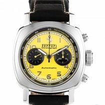 Panerai Ferrari Gran Turismo Chronograph 45mm Yellow Dial...