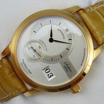 Glashütte Original PanoMaticDate - Gold 750 - Box &...