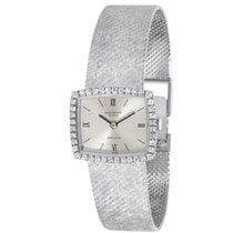 Patek Philippe Vintage  3353/1 Ladies Watch in 18K White Gold