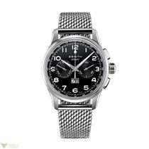 Zenith Heritage Big Date Special Men's Stainless Steel Watch