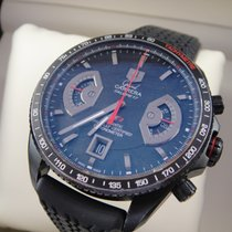 TAG Heuer Grand Carerra Rs2 Titanium Chronograph Automatic Ref...
