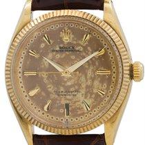 Rolex 14K YG Oyster Pereptual ref 6569 circa 1956