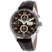 TAG Heuer Carrera Automatic Chronograph Mens Watch CV2A1S.FC6236