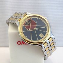 Omega De Ville Symbol Sun Goud/Staal