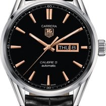 TAG Heuer Carrera Calibre 5 Day-Date 41mm Automatic G