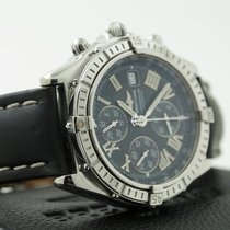 Breitling Crosswind Steel Black Roman Dial 43 mm (2003)