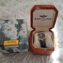 Breitling Montbrillant Datora Yellow gold Limited Edition
