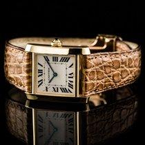 Cartier Tank Francaise 750/000 Gg