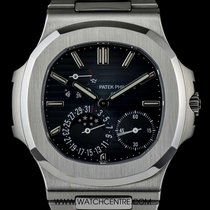 Patek Philippe S/Steel Unworn Power Reserve Nautilus B&P...