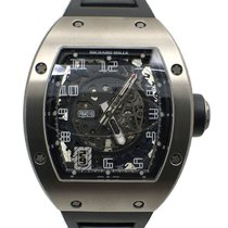 Richard Mille RM 010 Titanium Pre-Owned