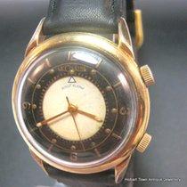 Jaeger-LeCoultre Early Wrist Alarm Memovox Original Panda...