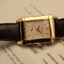 Patek Philippe gondolo oversize yellow gold 18kt with papers -...
