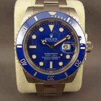 Rolex Submariner white gold 116619LB