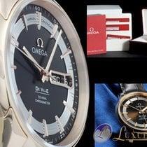 Omega De Ville Hour Vision | Annual Calendar | Co-Axial | 18kt...
