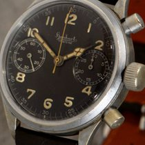 Hanhart large Aviator's Chronograph of the German Air Force