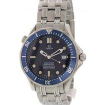 Omega Seamaster Chronometer SS 2531.80.00 W/ Omega Warranty Card
